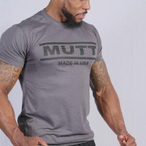 MUTT t-shirt - MUTT Made in USA